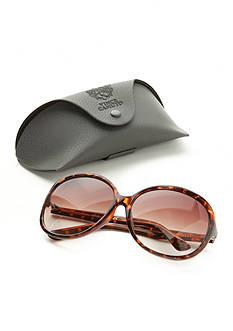 Vince Camuto Oversized Plastic Glam Sunglasses