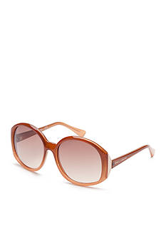 Vince Camuto Oval Ombre Glam Sunglasses