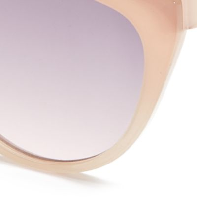 Handbags & Accessories: Vince Camuto Designer Sunglasses: Pink Vince Camuto Ombre Cat Eye Sunglasses