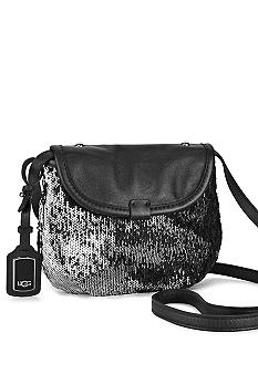 UGG Australia Sparkle Mini Flap Bag