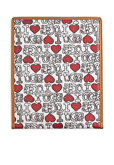 UGG Australia I Heart UGG Tablet Sleeve