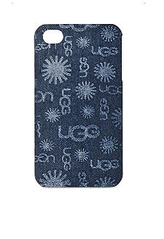 UGG Australia Logo Denim iPhone 4/4s Case