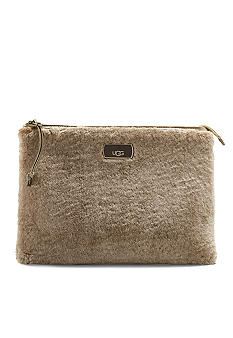 UGG Australia Jane Fur Laptop Pouch