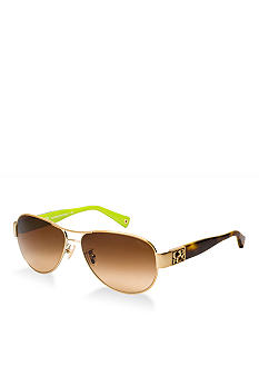 COACH CHARITY SUNGLASSES