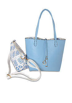 New Directions Small Reversible Tote