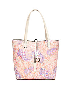 ND New Directions Small Reversible Tote