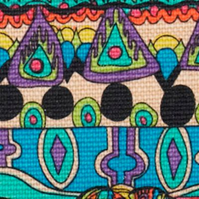 Handbags & Accessories: Sakroots Handbags & Wallets: Radiant One World Sakroots Artist Circle Journal