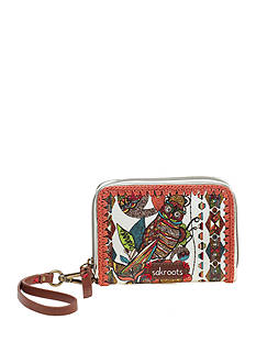 Sakroots Artist Circle Zip Phone Wallet