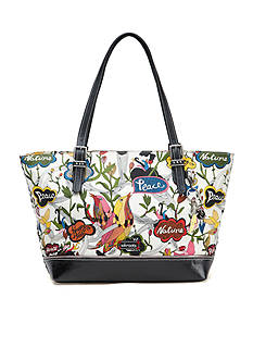 Sakroots Artist Circle Carry All Tote