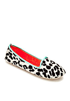 Kensie by Age Group Aqua Leopard Group Slippers