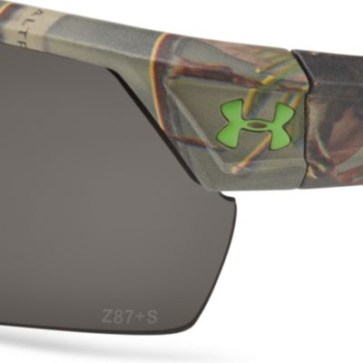 Mens Sunglasses: Satin Real Tree Under Armour Igniter 2.0 Sunglasses