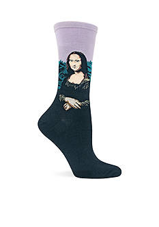 Hot Sox Mona Lisa Trouser Sock