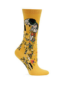 Hot Sox The Kiss Crew Socks
