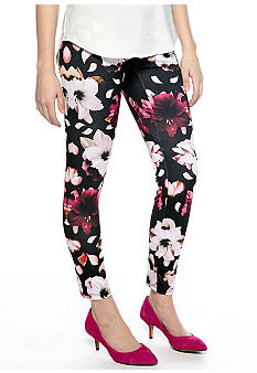 Hot Sox Floral Legging
