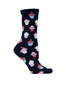 Hot Sox Cupcakes Trouser Socks