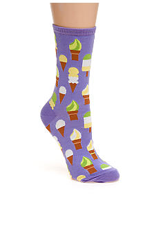 Hot Sox Ice Cream Trouser Sock