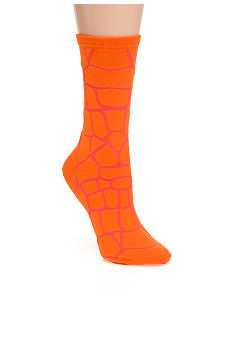 Hot Sox Reptile Skin Crew Sock