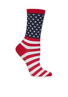 Hot Sox Flag Socks - Single Pair