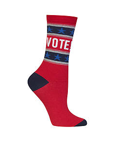 Hot Sox Vote Socks - Single Pair
