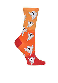 Hot Sox Ombre Ghost Socks - Single Pair