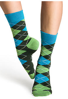 Happy Socks Argyle Crew Sock