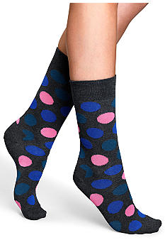 Happy Socks Big Dot Crew Sock