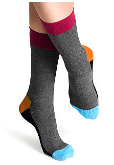 Happy Socks Five Color Crew Sock