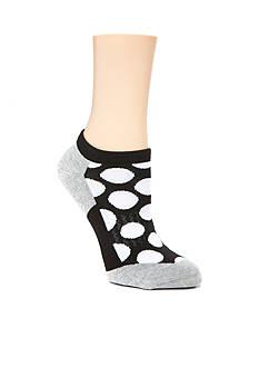 Happy Socks Big Dot Low Cut Socks - Single Pair