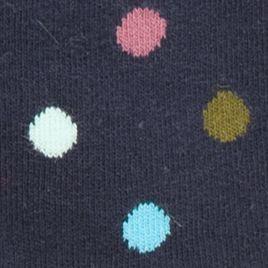 Women's Hosiery & Socks: Women's Socks: Blue Happy Socks Anklet Socks - Single Pair