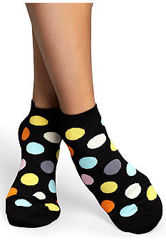 Happy Socks Big Dot Low Cut Sock