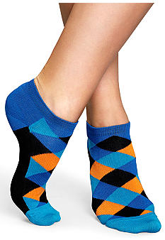 Happy Socks Argyle Low Cut Sock
