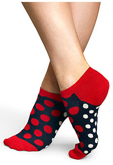 Happy Socks Dot Split Low Cut Sock