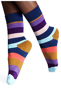 Happy Socks Stripe Crew Sock