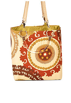 Baxter Designs Suzani Small Tote