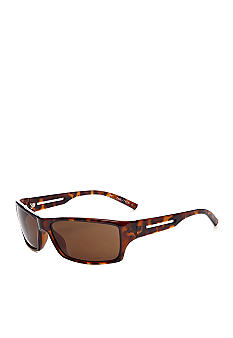 Nautica Plastic Rectangle Sunglasses