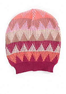 BCBGeneration Broken Zag Slouch Hat