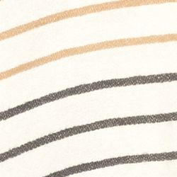 BCBG Accessories: Latte BCBGeneration Stripes Out Hooded Wrap