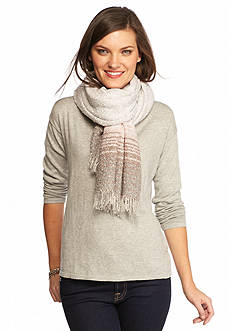BCBGeneration Ombre Stripe Wrap