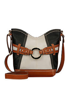 b.ø.c. Large Ring Tulip Crossbody