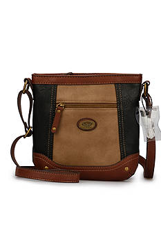 b.ø.c. Oberon Crossbody With Power Bank