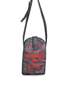 Gameday University of Arkansas Crossbody