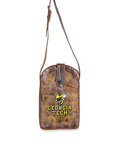 Gameday Georgia Tech Crossbody