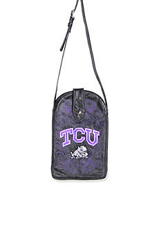 Gameday Texas Christian University Crossbody