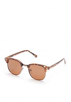 New Directions Half-Rim Tokyo Polarized Sunglasses