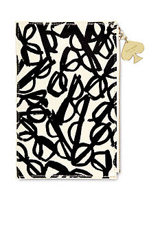 kate spade new york® Literary Glasses Pencil Pouch with Bridge Pencils