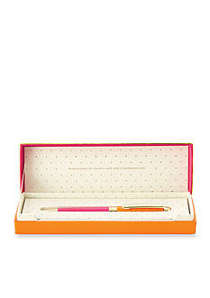 kate spade new york Orange and Pink Ballpoint Pen