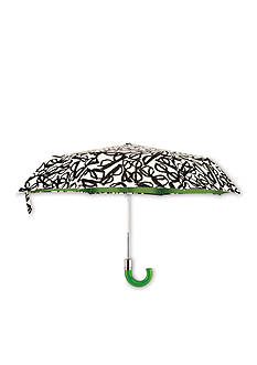 kate spade new york® Literary Glasses Travel Umbrella