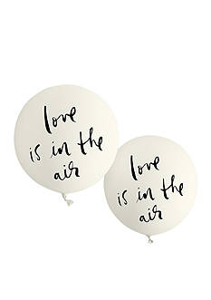 kate spade new york Love Is In The Air Bridal Balloons
