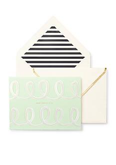 kate spade new york How Sweet It Is Notecard Set