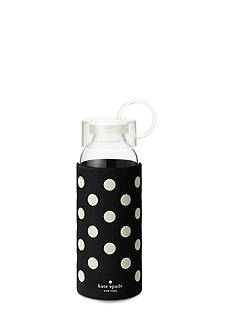 kate spade new york Black Dots Water Bottle